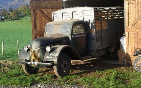 ford b taill re c 598t pr sent par le camion club de france. Black Bedroom Furniture Sets. Home Design Ideas